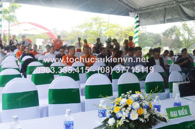 Ngàn Thông tổ chức lễ khai trương FPT  24