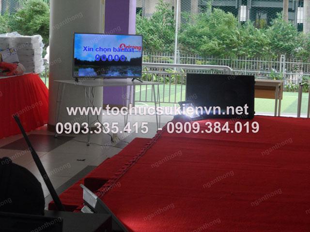 Cho thuê màn hình LCD Ngàn Thông 3