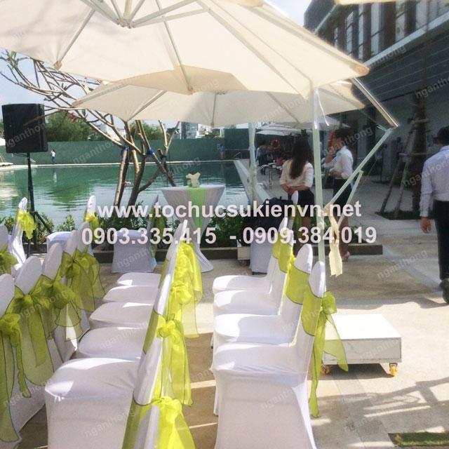 Lễ khai trương Celadon Sport và Resort Club 10