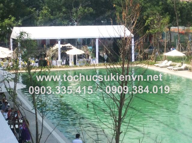 Lễ khai trương Celadon Sport và Resort Club 12
