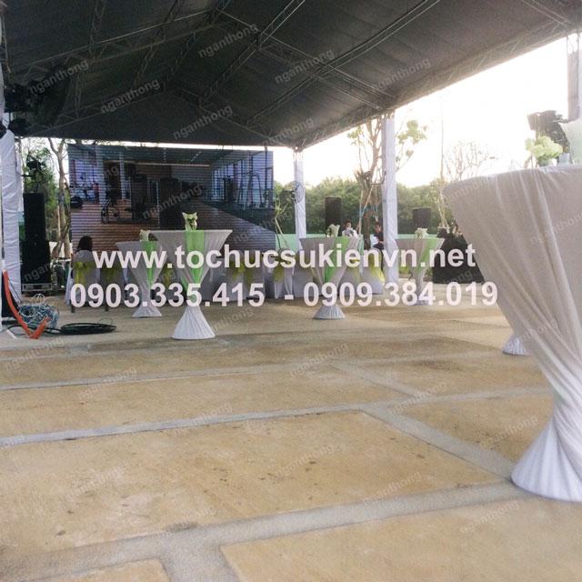 Lễ khai trương Celadon Sport và Resort Club 13