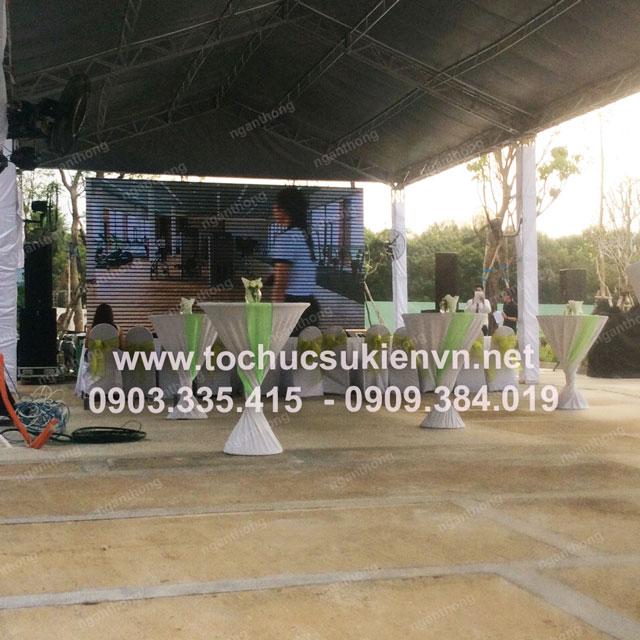 Lễ khai trương Celadon Sport và Resort Club 14