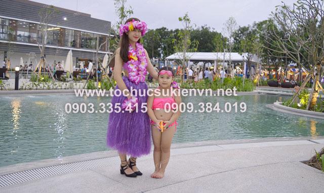 Lễ khai trương Celadon Sport và Resort Club 5