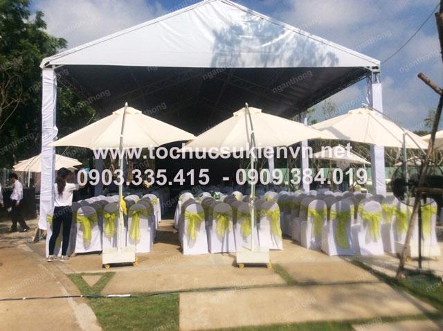 Lễ khai trương Celadon Sport và Resort Club 7