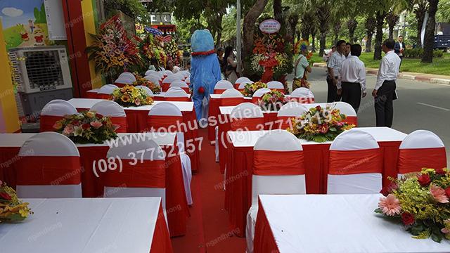 Tổ chức lễ khai trương trường mầm non Trung Sơn 4