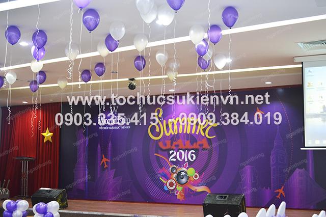 Ngàn Thông - Cho thuê bàn ghế cocktail tổ chức gala họp mặt 4