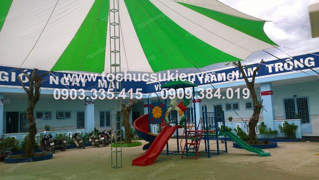 Tổ chức khai trương trường An Nông 9