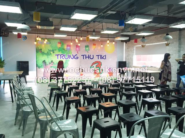 Tổ chức chương trình Tết trung thu công ty TIKIOPIA 4