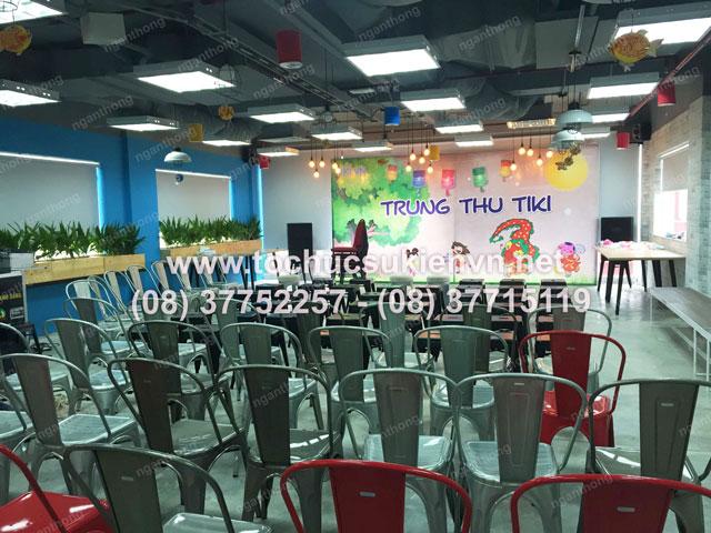 Tổ chức chương trình Tết trung thu công ty TIKIOPIA 6