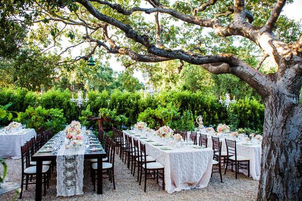 Trang trí tiệc cưới theo phong cách vintage