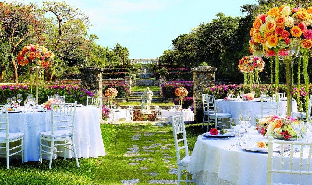 Thuê bàn ghế đám cưới đẹp sang trọng