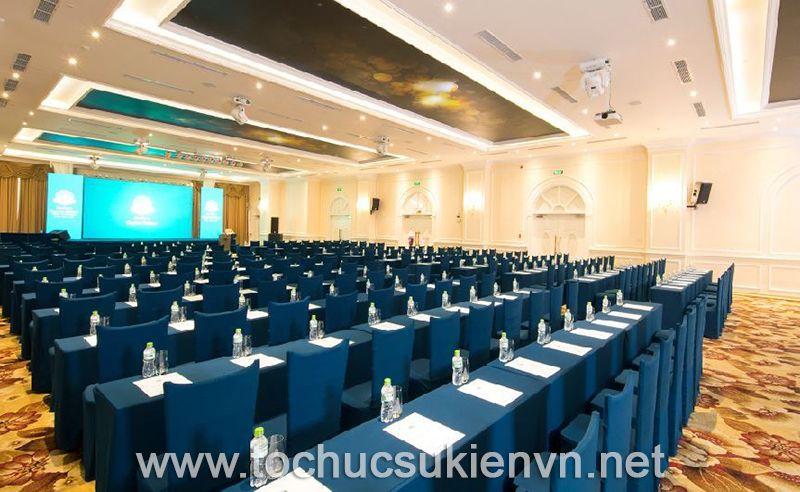 địa điểm tổ chức sự kiện trong nhà