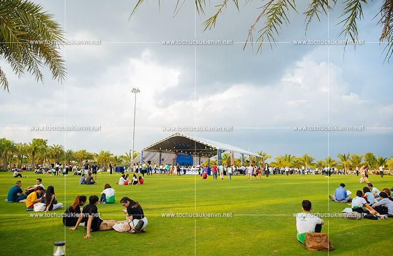 sự kiện Vinhomes Grand Park
