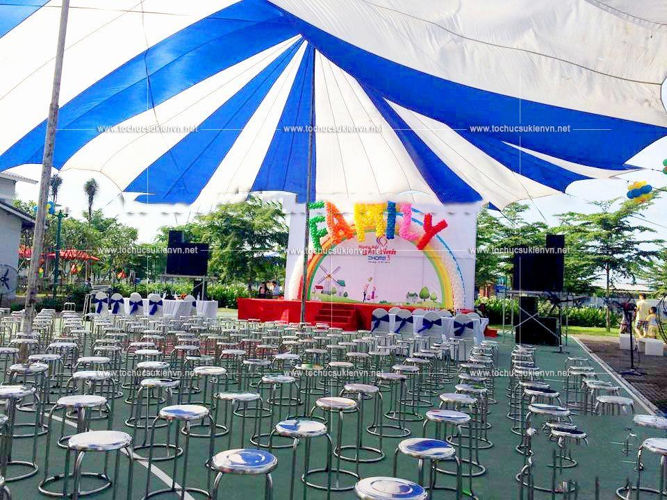 ghế sự kiện được sử dụng phổ biến