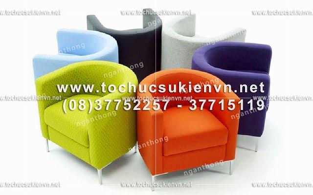 ghế sofa sự kiện