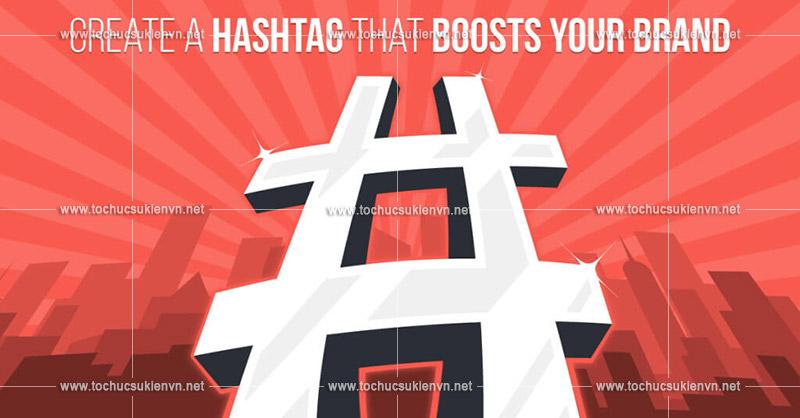 Tạo hashtag