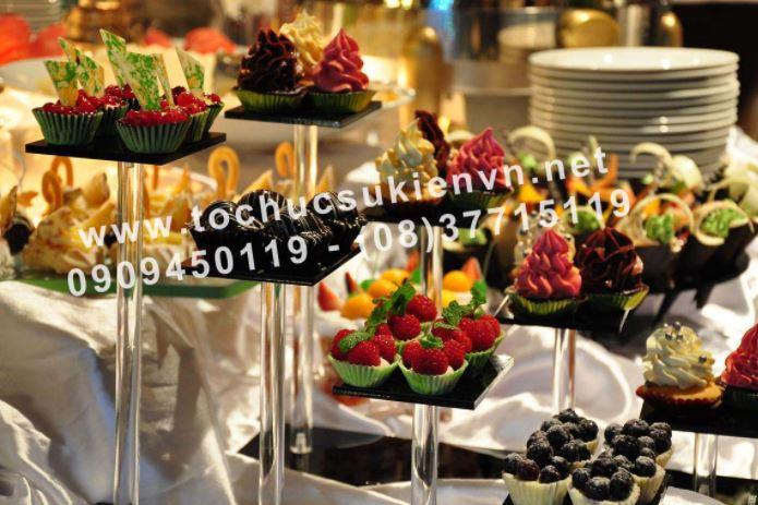 dịch vụ tiệc trà tea break